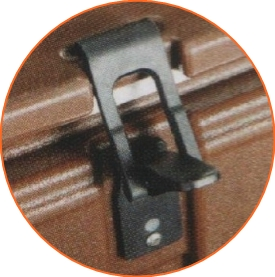1 inch ultra latch
